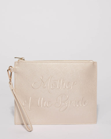 Ivory Mother Of The Bride Clutch Bag