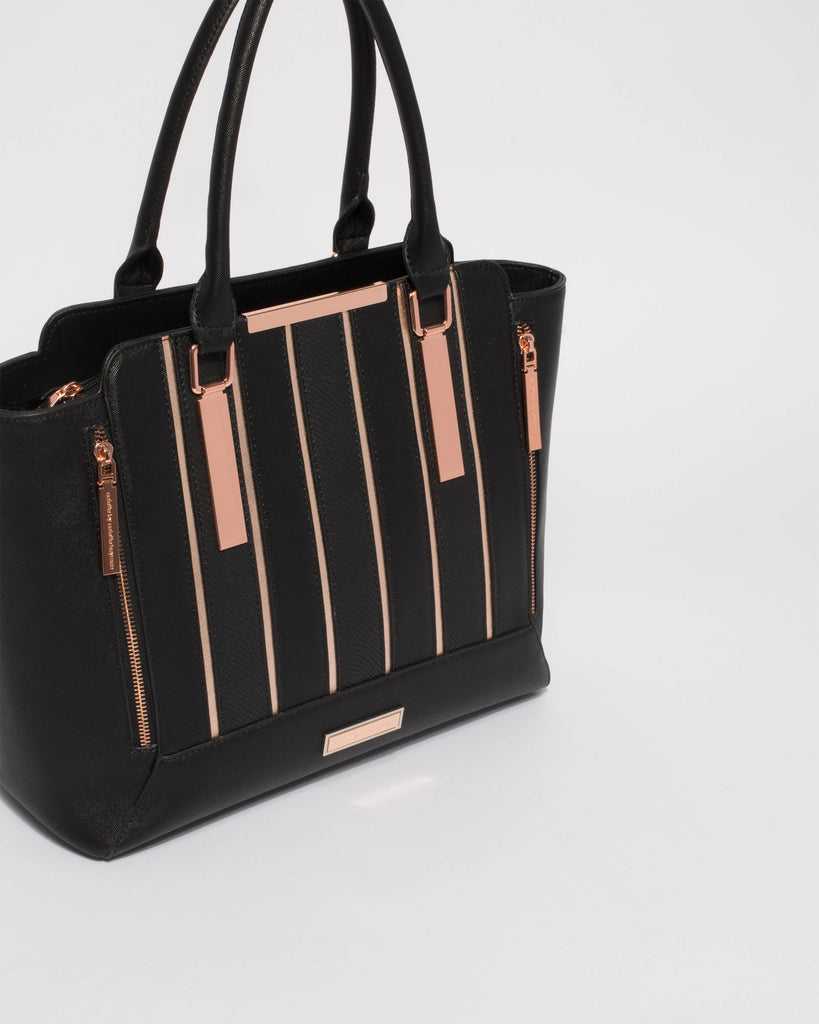 Black Rose Gold Julia Limited Edition Tote Bag