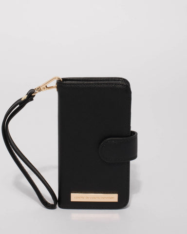 Black Iphone XS Purse