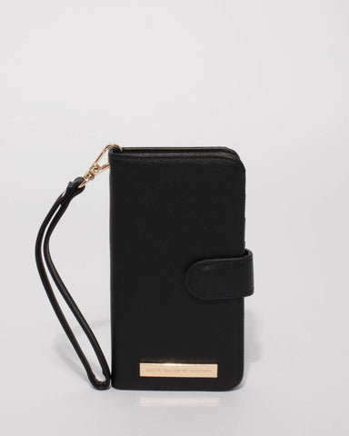 Black Iphone XS Max Purse