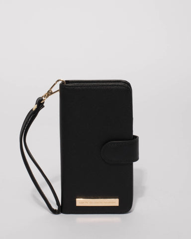 Black Iphone XR Purse