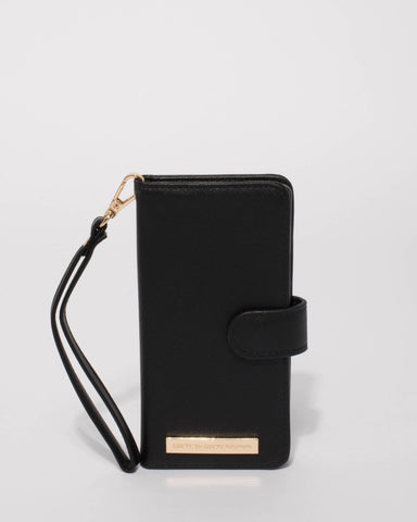 Black Samsung Galaxy Note 9 Purse