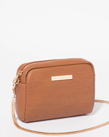 Tan Suri Crossbody Bag