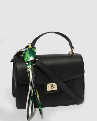 Black Clementine Mini Bag