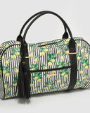 Multi Colour Abby Lemon Tassel Weekender Bag