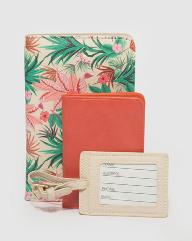 Multi Palms Vacay Travel Pack