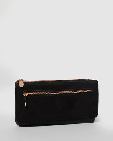 Black Mila Wallet