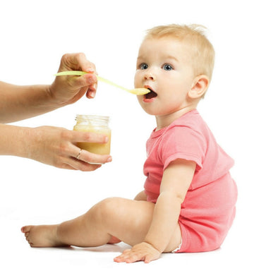 SOLIDS - The when, what, how of solid food.
