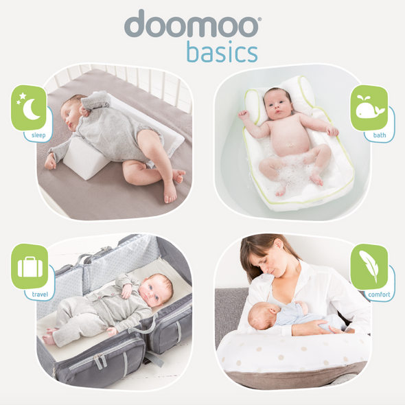 Baby Products by Doomoo. Sleep, Bath, Travel. Wholesale available.