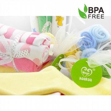Infant Wash Cloth 8 Pack Flannels, Haakaa