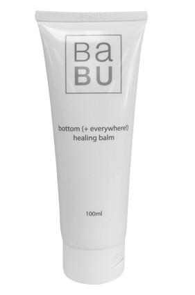 Bottom (Healing) Balm Nappy rash cream, Babu