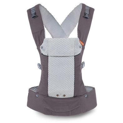 Cool Mesh Gemini Baby Carrier - Grey