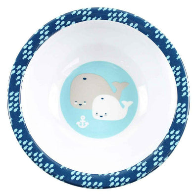 Melamine Bowl - Sea Friends Bowls, Bumkins