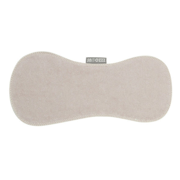 Burp Cloth - Taupe