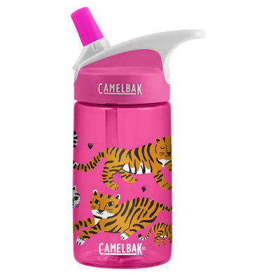 Camelbak  Kids Eddy .4L Drink Bottle - Tiger