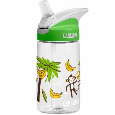 Kids Eddy .4L Drink Bottle - Monkey Around