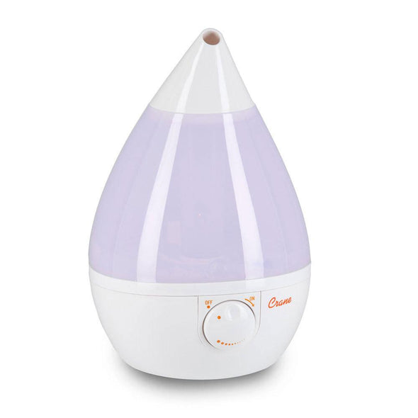 Ultrasonic Humidifier 3.75L DROP - White/Opaque Humidifier, Crane