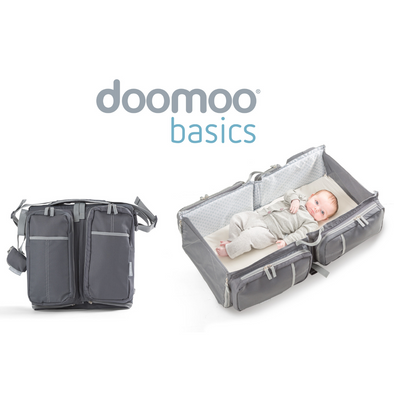 Baby Travel - Nursery Bag/Carrycot Grey