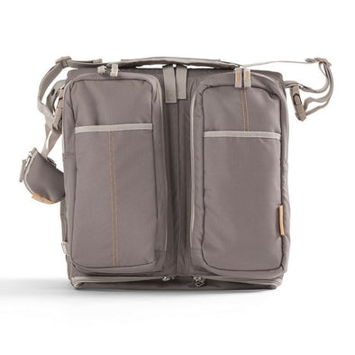 Travel Nursery Bag & Carrycot - Taupe