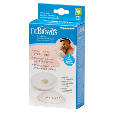 Dr Brown's Breast Shells Pack of 2