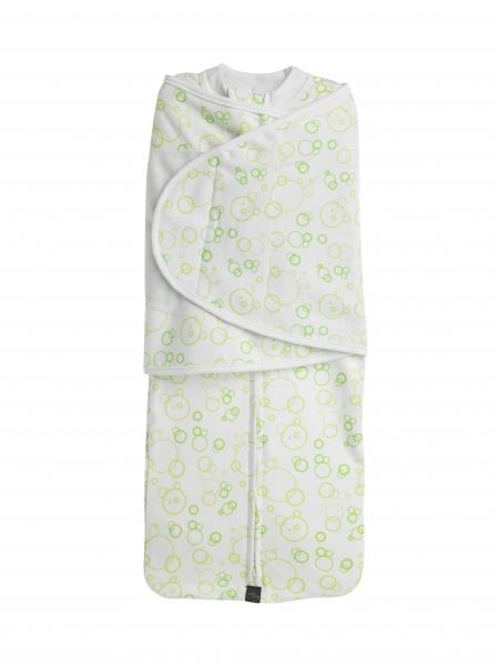 Dream Swaddle - Green Bubbles Swaddle, Mum2Mum