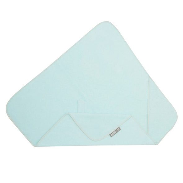 Hooded Baby Towel - Aqua