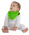 Bandana Wonder Bib - Lime