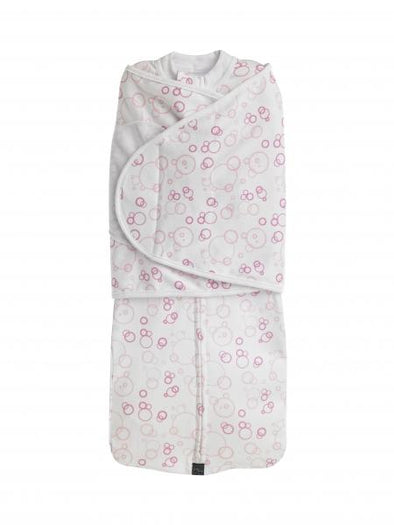 Dream Swaddle - Pink Bubbles Swaddle, Mum2Mum