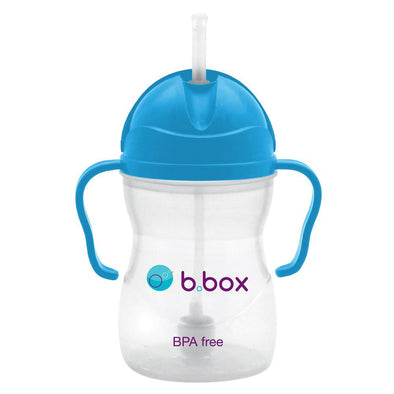 b.box Sippy Cup - Blueberry Sippy Cup, b.box