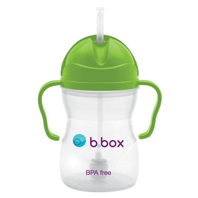 b.box Sippy Cup - Green Apple Sippy Cup, b.box