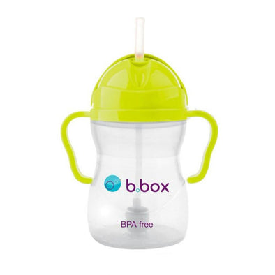 b.box Sippy Cup - Neon Pineapple Sippy Cup, b.box