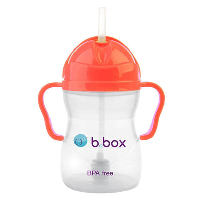b.box Sippy Cup - Neon Watermelon Sippy Cup, b.box