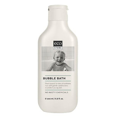 Eco Store Baby Bubble Bath 200ml Bubble Bath, Eco Store