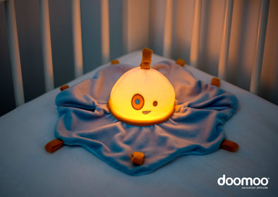 Doomoo Night Light - Blue