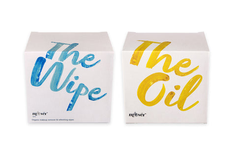 The Wipe Box + The Oil Box