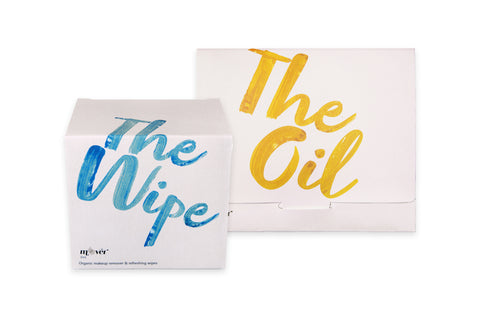 The Wipe Box + The Oil Envelope