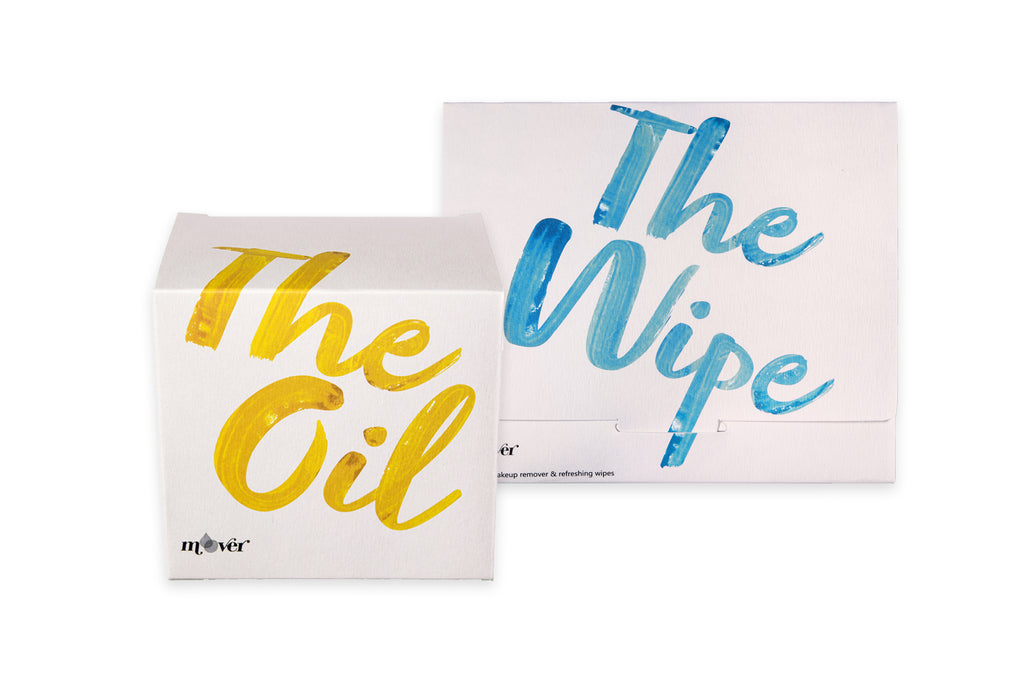 The Oil Box + The Wipe Envelope