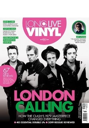 Long Live Vinyl #33 (December 2019) The Clash Jeff Lynne