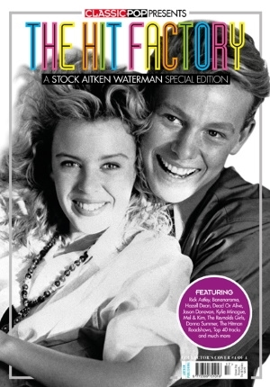 Classic Pop Presents The Hit Factory - Special Edition - Cover 4 (Kylie Minogue & Jason)