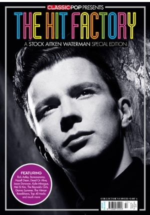 Classic Pop Presents The Hit Factory - Special Edition - Cover 3 (Rick Astley)