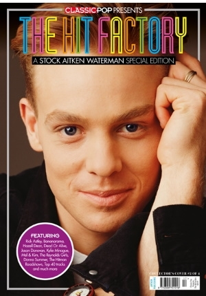 Classic Pop Presents The Hit Factory - Special Edition - Cover 2 (Jason Donovan)