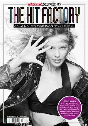 Classic Pop Presents The Hit Factory - Special Edition - Cover 1 (Kylie Minogue)