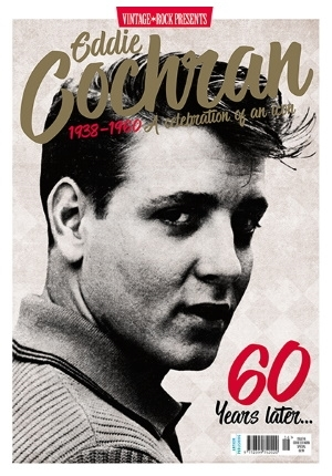 Eddie Cochran Collector's Edition - Vintage Rock Presents Magazine