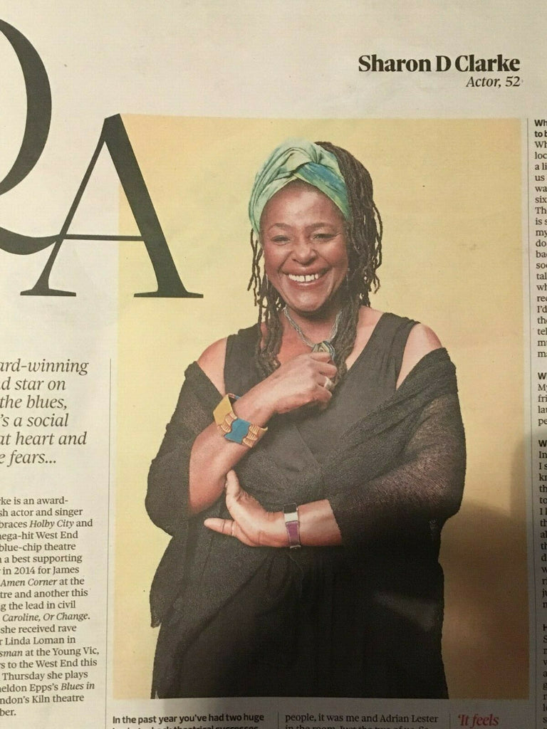UK Observer Review 14 July 2019: Sharon D Clarke Josh O'Connor Thom Yorke