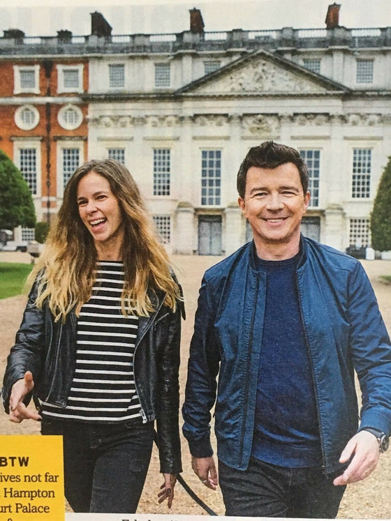 UK Fabulous July 29 2018: Rick Astley Interview