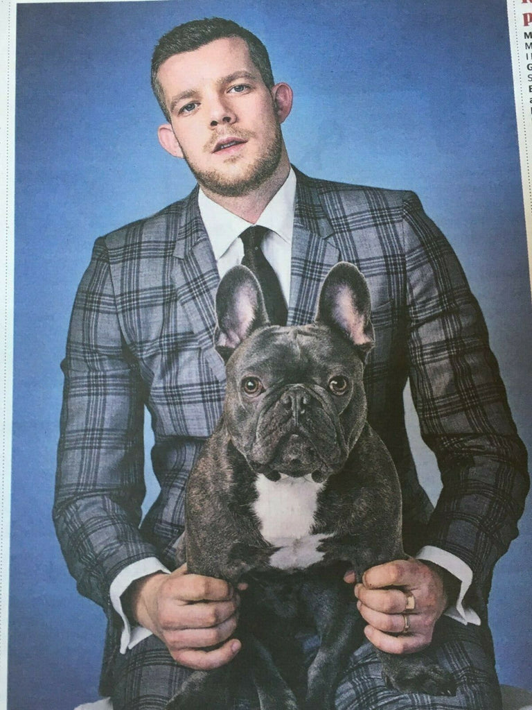 Times Weekend Supplement May 11 2019 Russell Tovey Interview