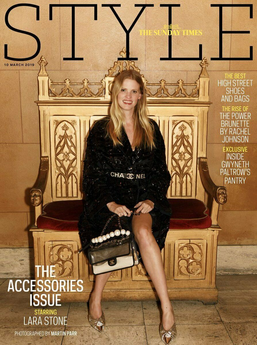 UK Style Magazine March 2019: LARA STONE COVER STORY & FEATURE Rachel Shenton