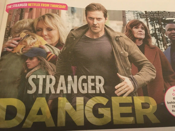 SUN TV Magazine 01/2020: RICHARD ARMITAGE Jennifer Saunders