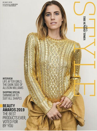 UK Style Magazine May 2019: Allison Williams Cover And Interview - Jodie Comer