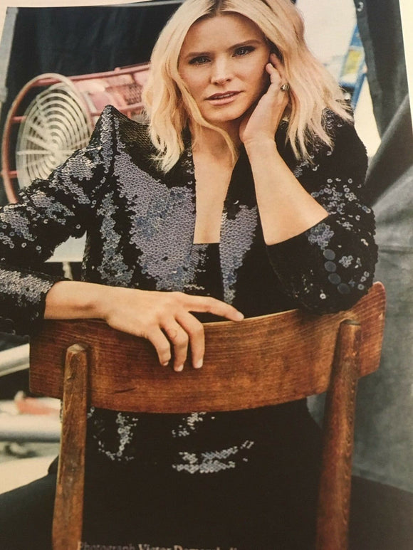 UK STYLE magazine July 2018: Kristen Bell (Frozen) Photo Interview